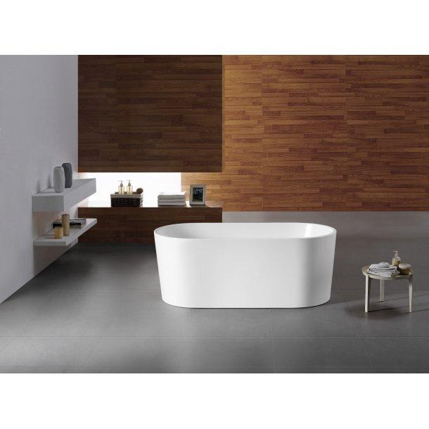 Oval Ultraslim 170 - Mat Akryl
