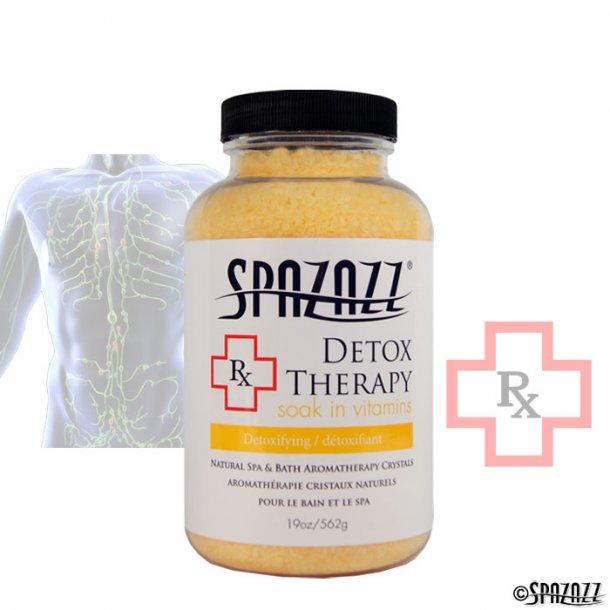 Spazazz Terapi krystaler - Detox terapi