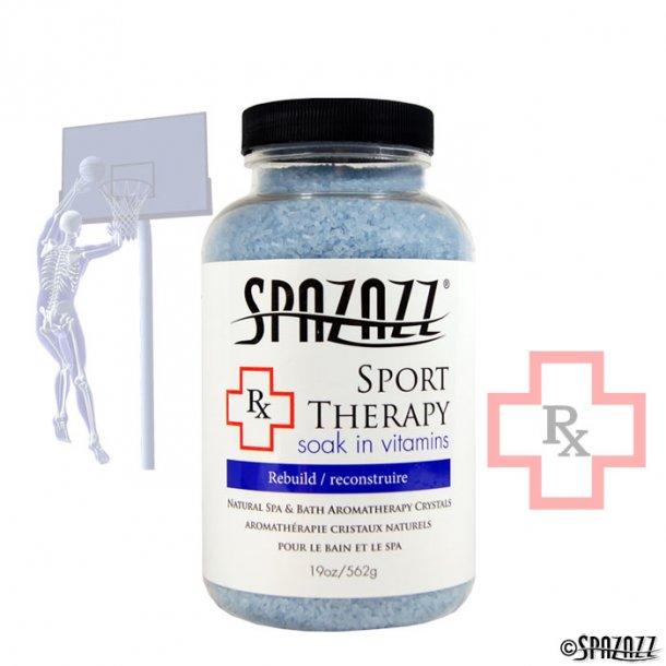Spazazz Terapi krystaler - Efter sport terapi