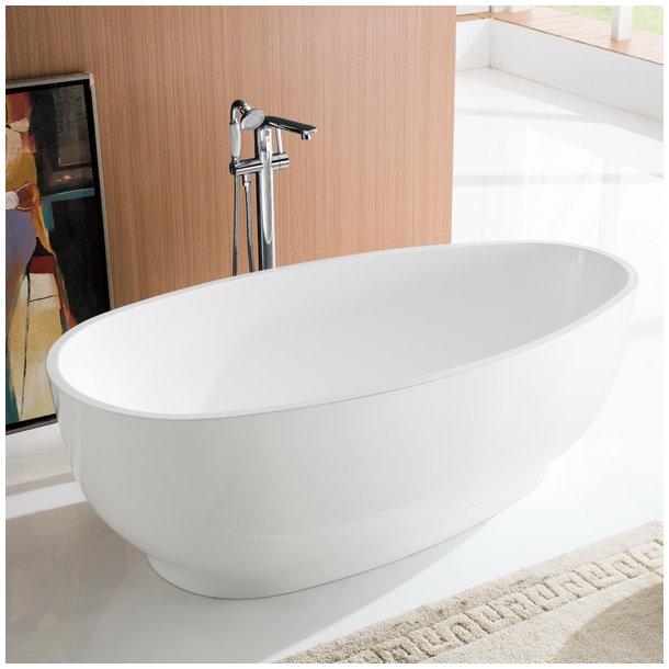 Badekar - Paris 170 - Fritstående badekar