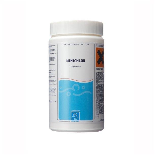 Minichlor 1 kg - klor granulat