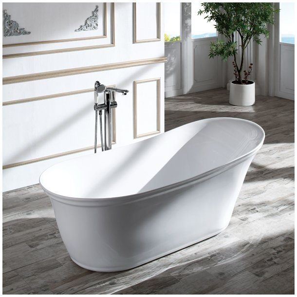 Badekar - Cannes 170 fritstående badekar