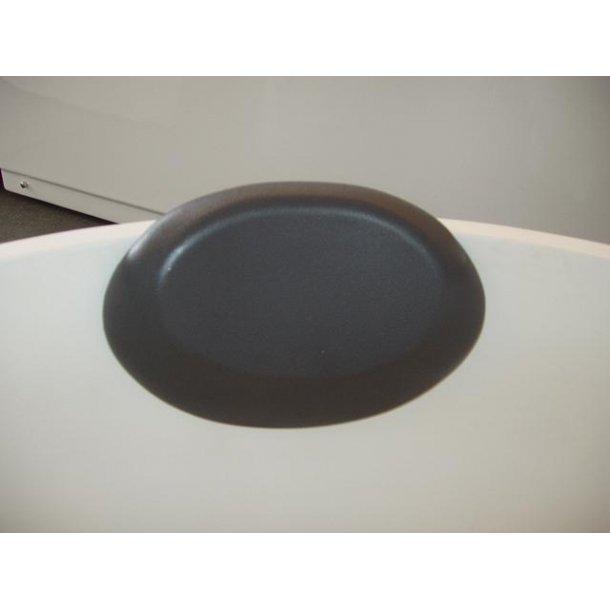 Nakkepude med sugekopper (oval)