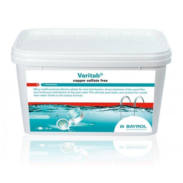 VariTab 5,4 kg langsomtvirkende tablet 300 gr.