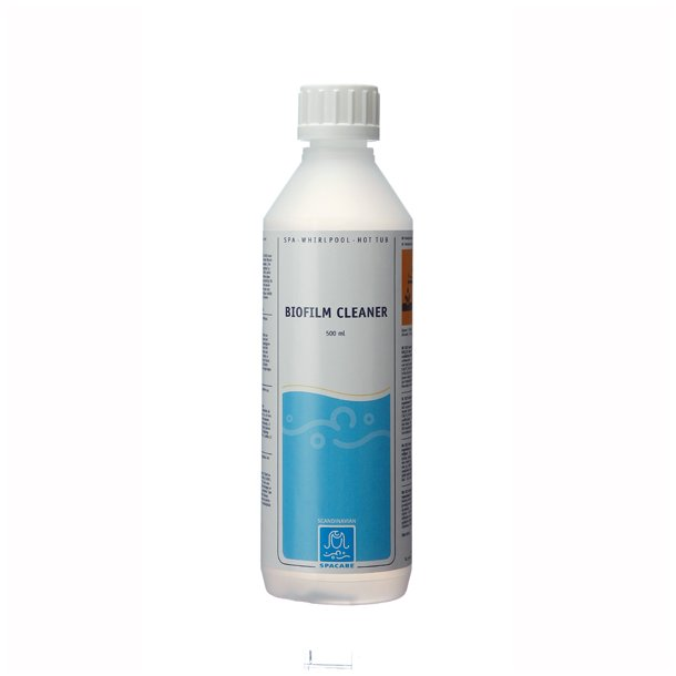 Biofilm Cleaner - Til spabade over 1000 liter.