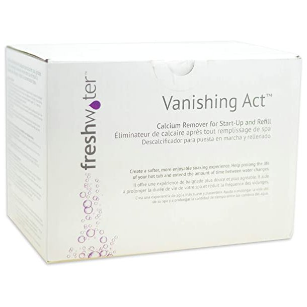 Vanishing Act - Vandblødgøring Udespa