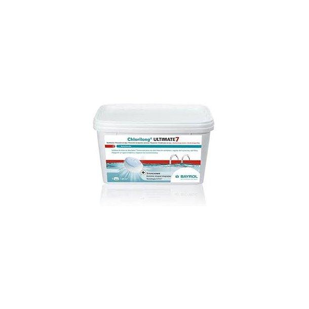 Chlorilong ULTIMATE 7. 4,8 kg langsomtvirkende tablet 300 gr.