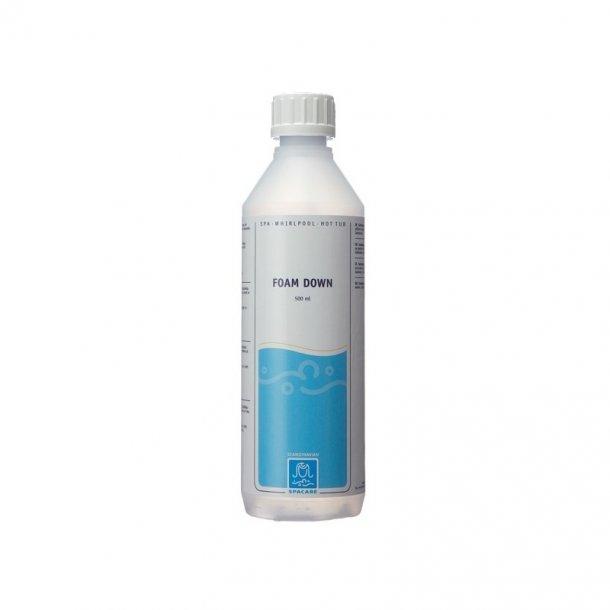 Foam Down 0,5 L - til uønsket skum